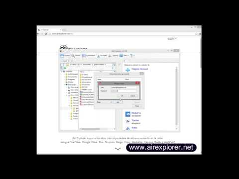 How to download and use Air Explorer