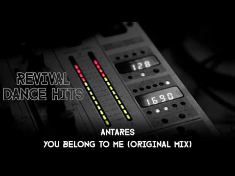 Antares - You Belong To Me (Original Mix) [HQ]