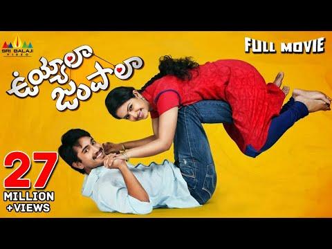 Uyyala Jampala Telugu Full Movie | Telugu Full Movies | Raj Tarun, Avika Gor