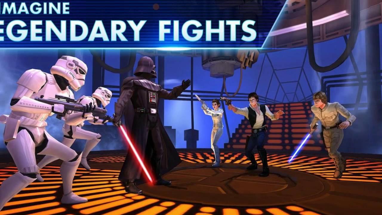 Star Wars Galaxy Of Heroes Generator - Premium Online
