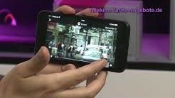 Telekom EntertainTV mobil App - für Smartphones und Tablets
