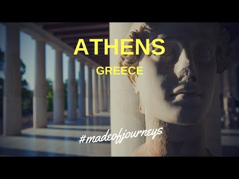 Athens, Greece | Travel Guide by Made of Journeys