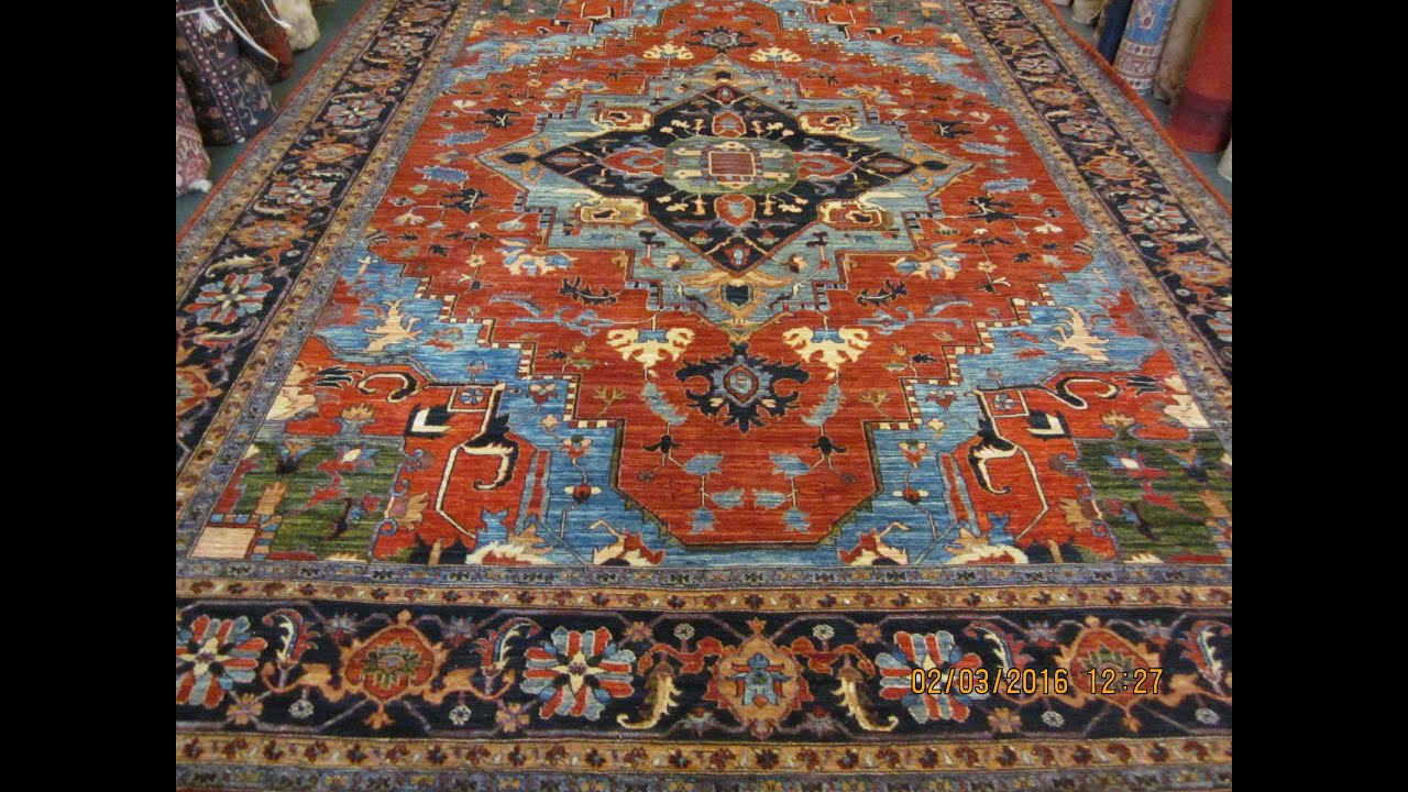Beautiful Afghan Rugs In Tribal Designs From Paradise Oriental Inc You