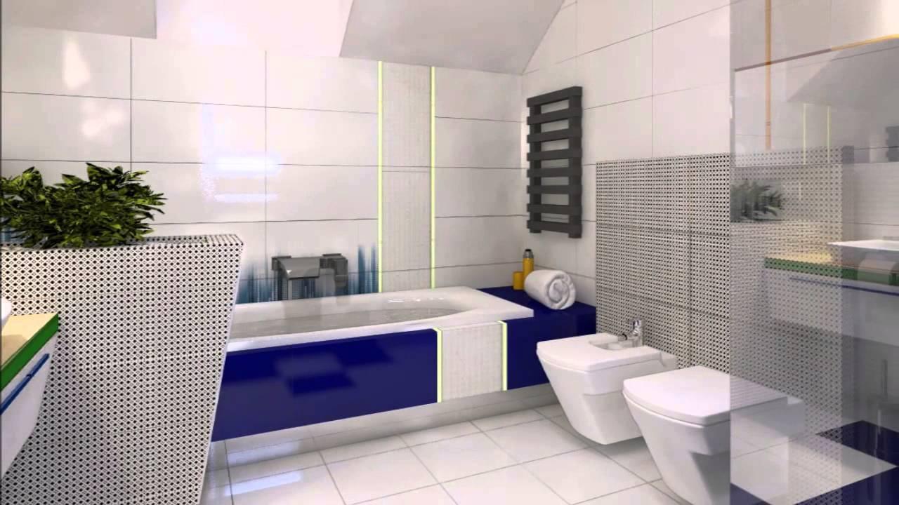 Projekt łazienki Opoczno