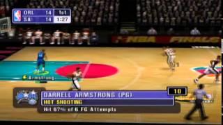 NBA Inside Drive 2002 NBA Finals Game 1 Part 1