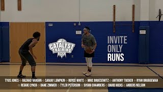 Invite-Only Pro Runs - Catalyst Training