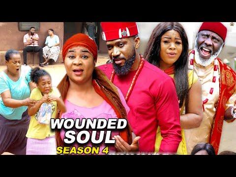 WOUNDED SOUL SEASON 4 (Trending New Movie )Fredrick Leonard 2021 Latest Nigerian Nollywood  Movie