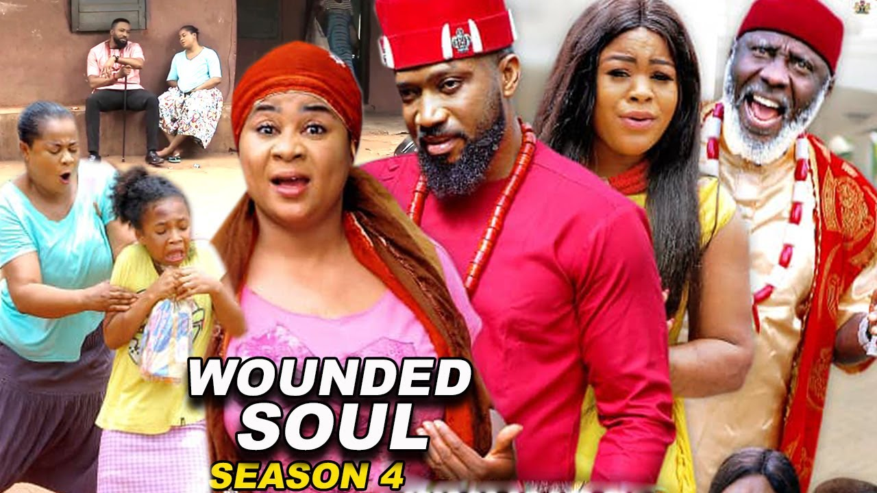 Download WOUNDED SOUL SEASON 4 (Trending New Movie )Fredrick Leonard 2021 Latest Nigerian Nollywood  Movie