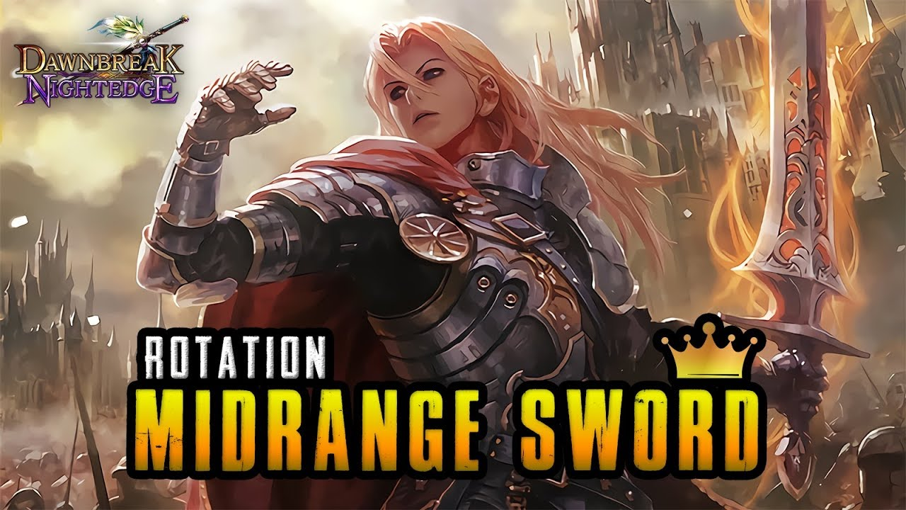 Shadowverse I Will Carry Swordcraft From Now On Arthur Midrange