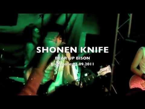 Shonen Knife: Bear Up Bison