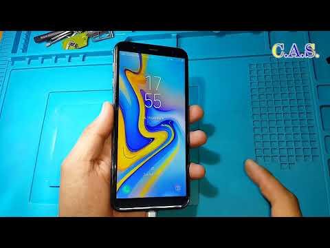 Samsung J6 Plus - замена экрана, J610