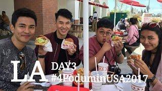 DAY3 - LA #4Poduminusa2017 แก้ม กัน โดม ตั้ม