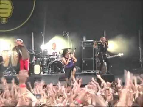 Gogol Bordello - Wonderlust King Live - Live in Moscow - June 29, 2011