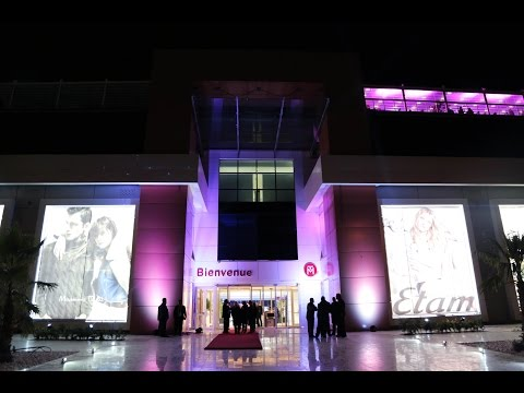 Tunisia Mall ouvre ses portes | Carthage Event Tv