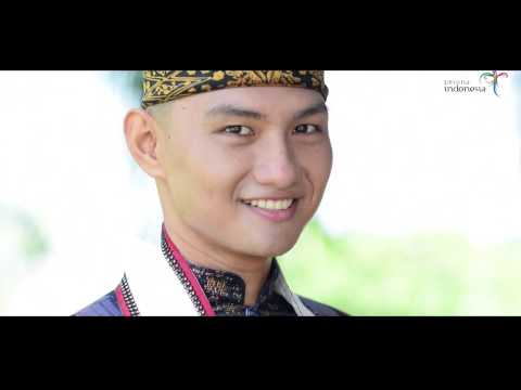 MISTER TOURISM INDONESIA (2017) INDRIAN PRATAMA - The wealth of jambi country