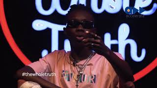 The Whole Truth- Blaqbonez talks Vector vs MI beef The Headies Chocolate City deal  Battle Rap