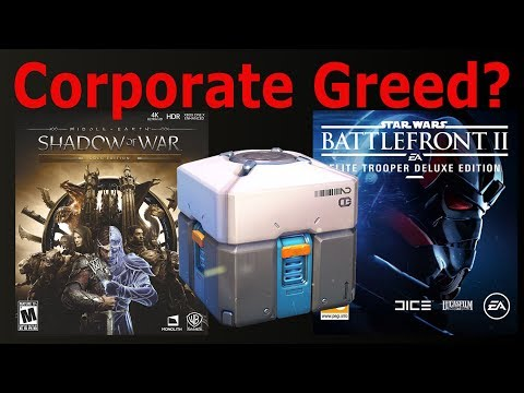 Corporate Greed and Missed Opportunities in the Gaming Industry - Are Loot Boxes Hurting Gaming?