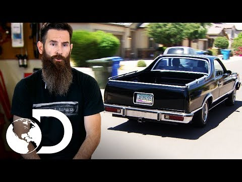 Aaron Decide Qué Hacer Con El Chevrolet El Camino | El Dúo Mecánico | Discovery Latinoamérica