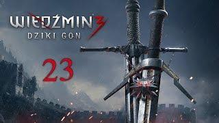 Wiedźmin 3: Dziki Gon #23 - Sierociniec na Bagnach (Gameplay PL)