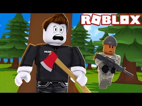 IF YOU MOVE ..YOU DIE!! (Roblox World War II)
