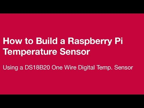 Build a Raspberry Pi Temperature Monitor with a DS18B20 Sensor