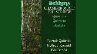 String Quartet No. 4 in B Flat Major Op. 67: IV. Poco Allegretto con Variazioni