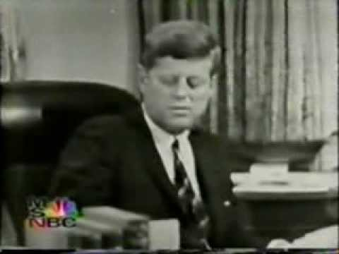 OUTTAKES FROM AN NBC-TV INTERVIEW WITH PRESIDENT KENNEDY ON SEPT. 9, 1963