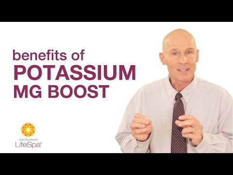 Benefits of Potassium-Mg Boost | John Douillard's Lifespa
