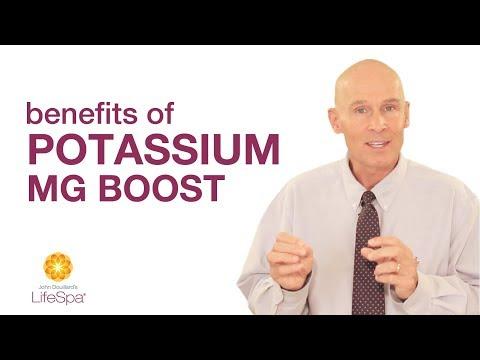 Benefits of Potassium-Mg Boost | John Douillard's Lifespa