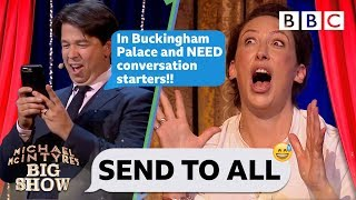 Send To All with Miranda Hart - Michael McIntyre