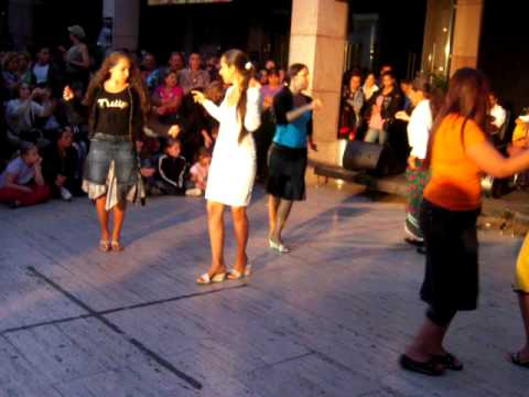 Roma Dance at Athe Sam Roma Festival, Budapest
