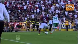 Bologna-Avellino 2-3, il film della partita