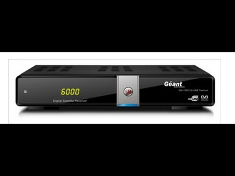 flash demo geant 1010 tutan