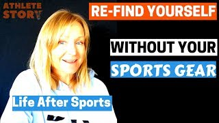 Athlete Transition. Re-find yourself after sports. Athlete Story ft Katherine Johnson and Pam Baker