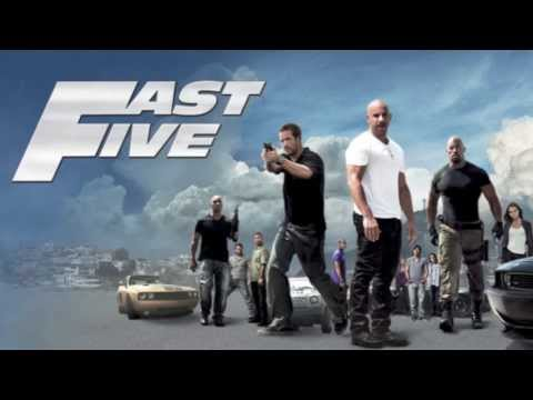 Fast 5 end song Danza Kuduro