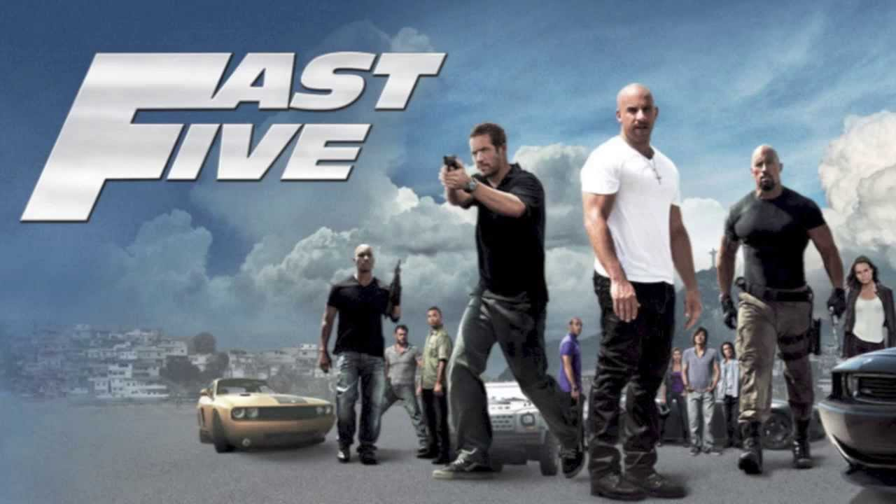 Fast 5 End Song Danza Kuduro Youtube