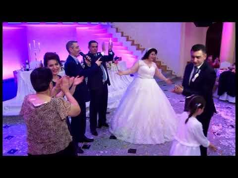 ARMENIAN WEDDING, IN YEREVAN Part 3 ( Eduard And Zepyur)  AT ST. SARKIS, URENI RESTAURANT