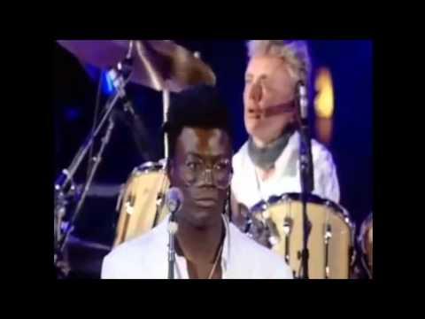 Queen + Seal Who Wants To Live Forever Live At Wembley (Subtitulado Al Español).[HD]