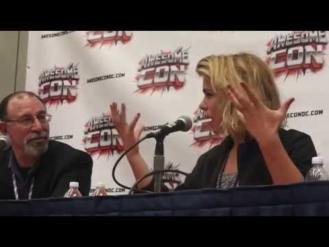 Awesome Con 2014 Billie Piper Q&A Panel