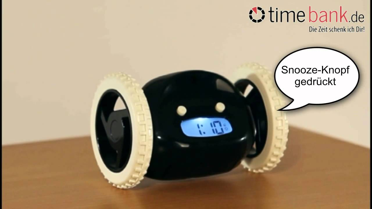 Alarm Without Snooze