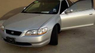 1999 Honda Accord 2 Door For Sale - C and D Auto Sales