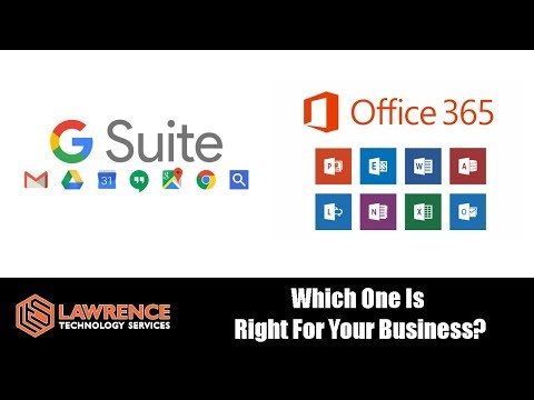 Office 365 VS G Suite: Which One Is Right For Your Business? thumbnail