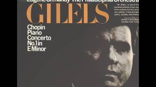 Chopin-Piano Concerto No. 1 in e minor Op. 11 (Complete)