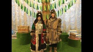 Обряд одевания якутской невесты