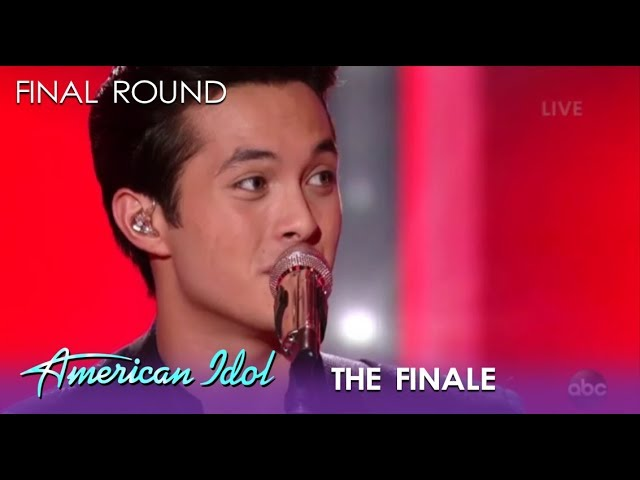 Laine Hardy Gives His FINAL Performance Fighting For The WIN
