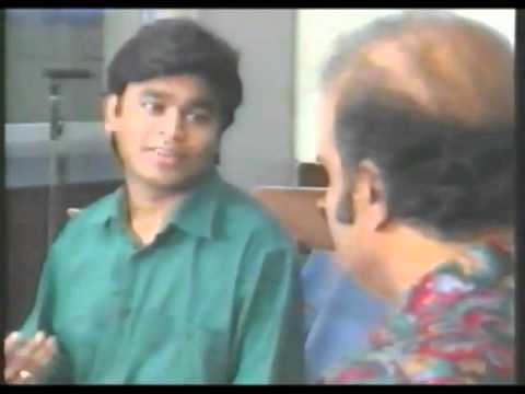AR Rahman Rare - Pongal Special Interview (1995) ,Part 1
