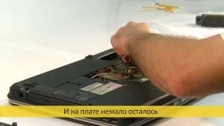 видео Чистка ноутбука | FAQ по ремонту ноутбуков