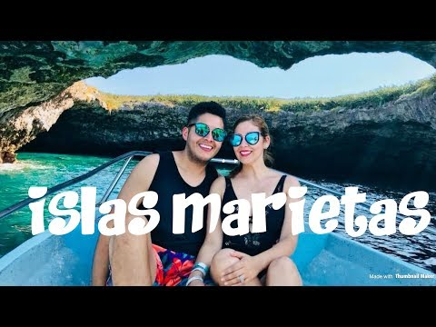 Visitamos las ISLAS MARIETAS en la Riviera Nayarit blog#102