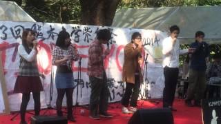 熊本大学アカペラサークル Higo-pella 紫熊祭.