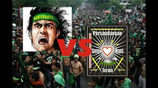 Video JEMBER KISRUH !!! DETIK-DETIK BENTROK  PSHT vs BONEK DI JEMBER 4-10-2017 download MP3, 3GP, MP4, WEBM, AVI, FLV April 2018